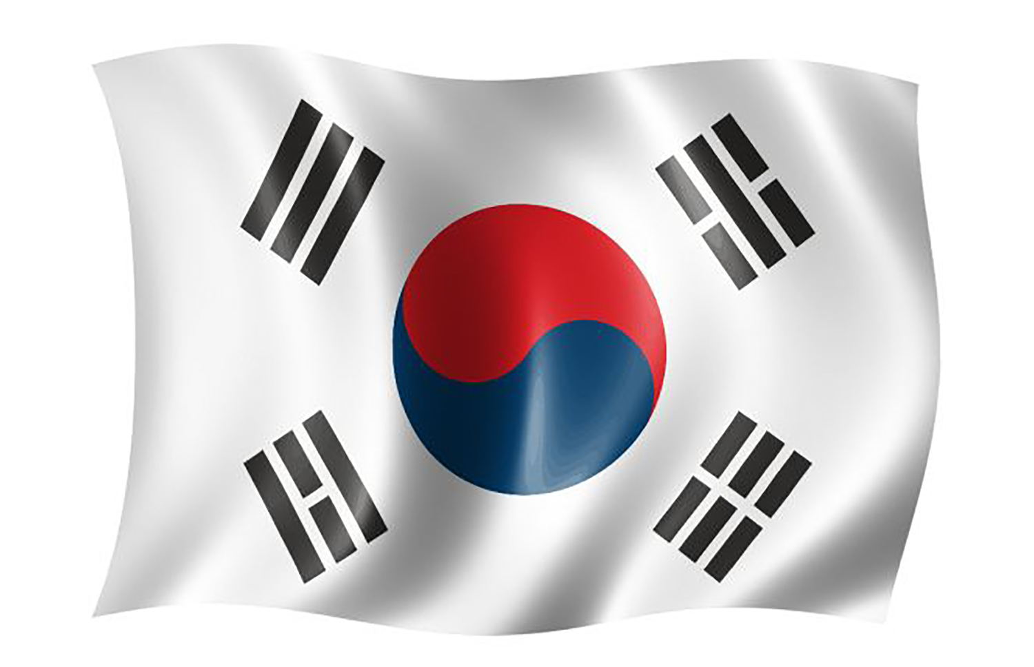 Kcs group europe not the nine o clock news or any other - Picture of a korean flag ...