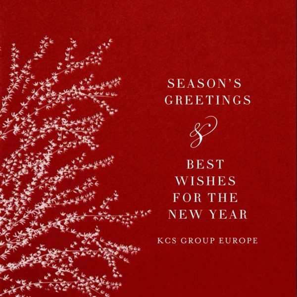 Seasons greetings and best wishes for 2018 from kcs group europe seasons greetings and best wishes for 2018 m4hsunfo